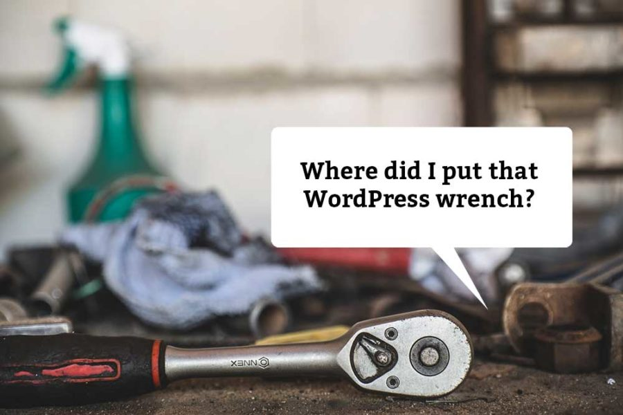 How to maintain your WordPress website